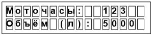 Пульт-регистратор СИН516.07.000 - пульт для установки насосной СИН32