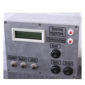 Пульт-регистратор СИН516.07.000 - пульт для насосной установки СИН32